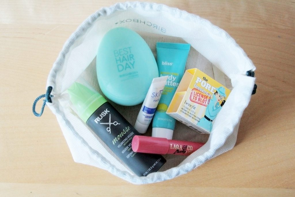 Laura Kate Blog - manchester based fashion and lifestyle blog. September subscription box - Birchbox Birchday