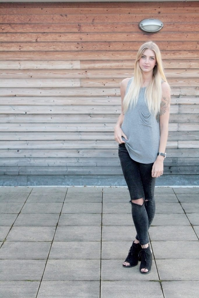Laura Kate Blog - Manchester based lifestyle, fashion and beauty blog. Autumn Outfit.