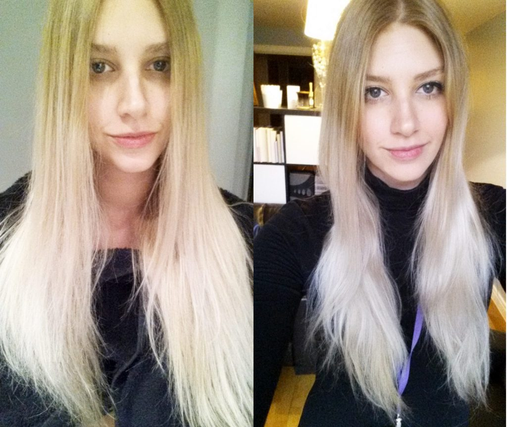 La Riche Directions White Toner Review. laura kate blog - manchester based fashion lifestyle and beauty blog. achieving silver hair