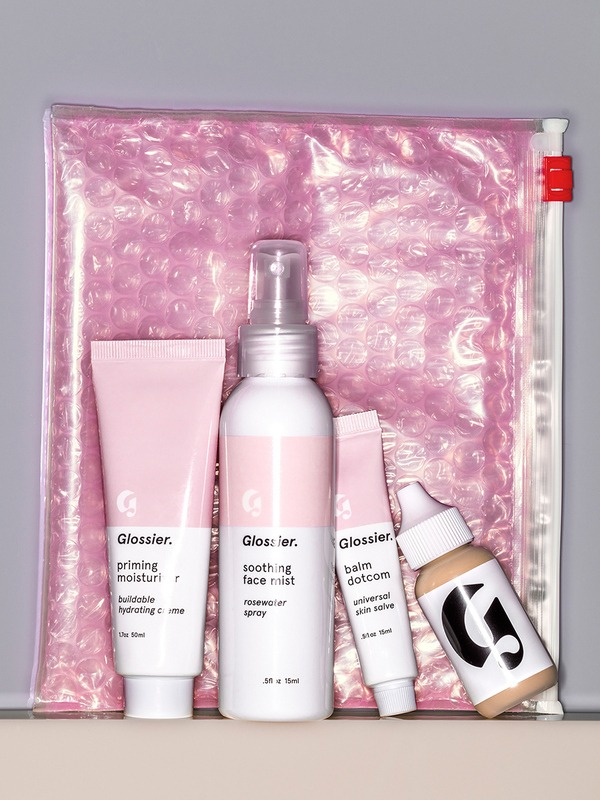 Glossier Natural Beauy inspiration