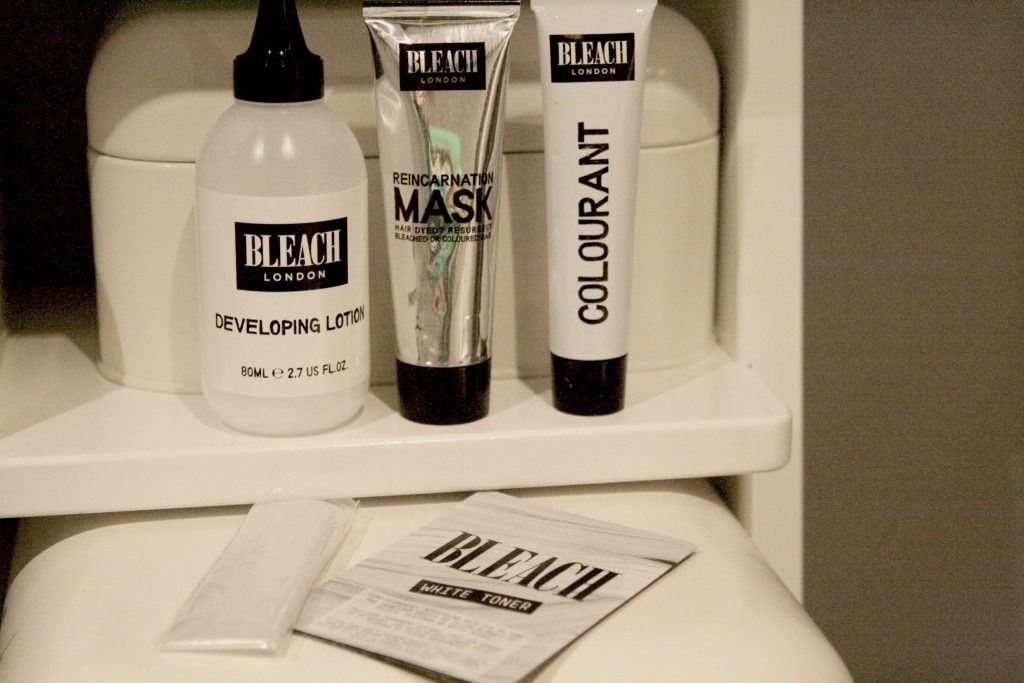 laura kate lucas blog. manchester based fashion and lifestyle blogger. Bleach london white toner review.