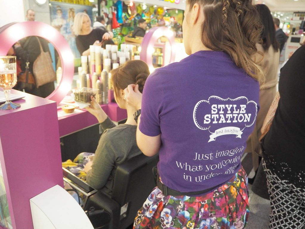 Style Station by Red Angel Hair Company - Event Review Manchester