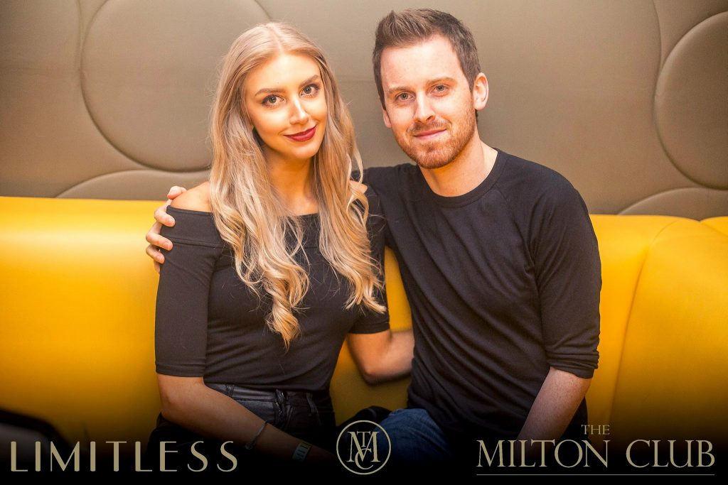 The Milton Club Manchester - Limitless Experience Review. Lifestyle, fashion and beauty blog by Laura Kate Lucas.