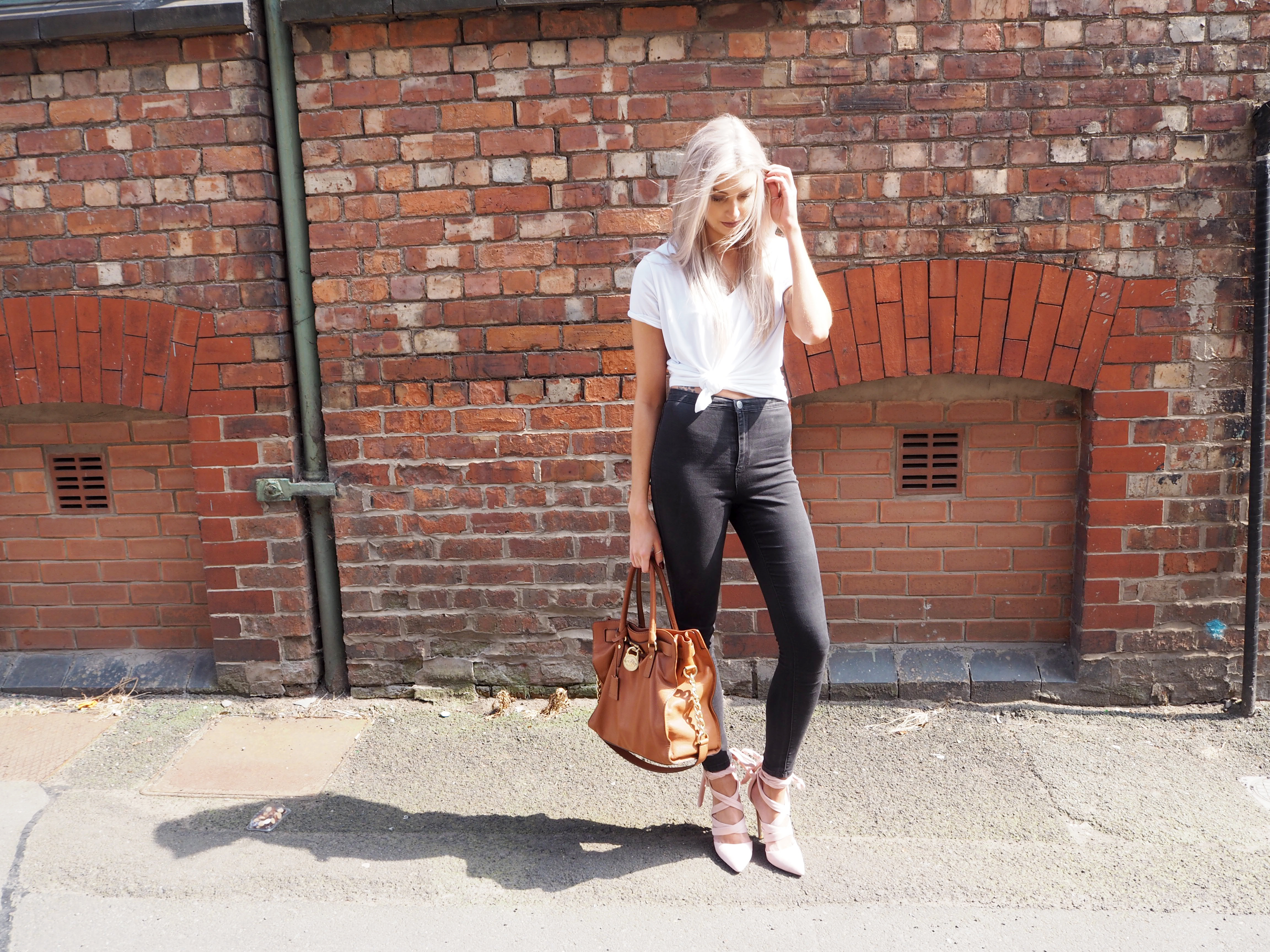 Manchester fashion lifestyle blog - outfit post - public desire, zara, primark, missguided, topshop