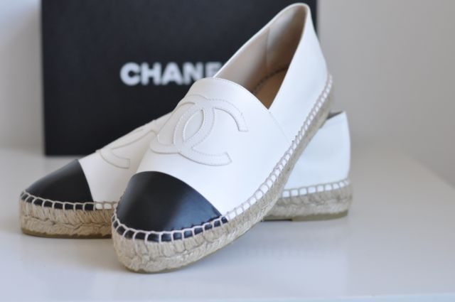 Postadsuk.com-1-chanel-leather-canvas-espadrilles-flat-shoes