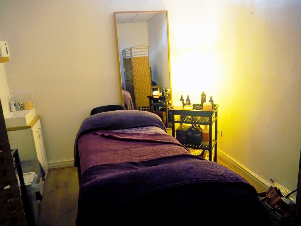 City Spa Escapes Manchester Potions Organic Facial Review - Blogger