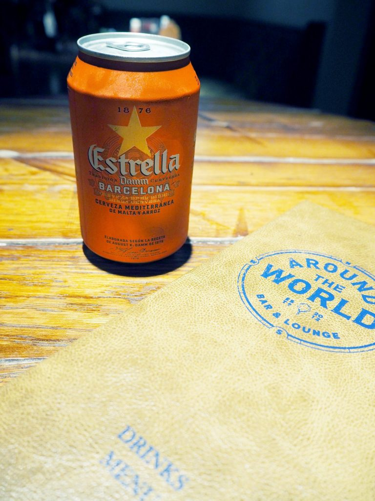 Around the World in 80 Beers new menu review - manchester lifestyle blogger