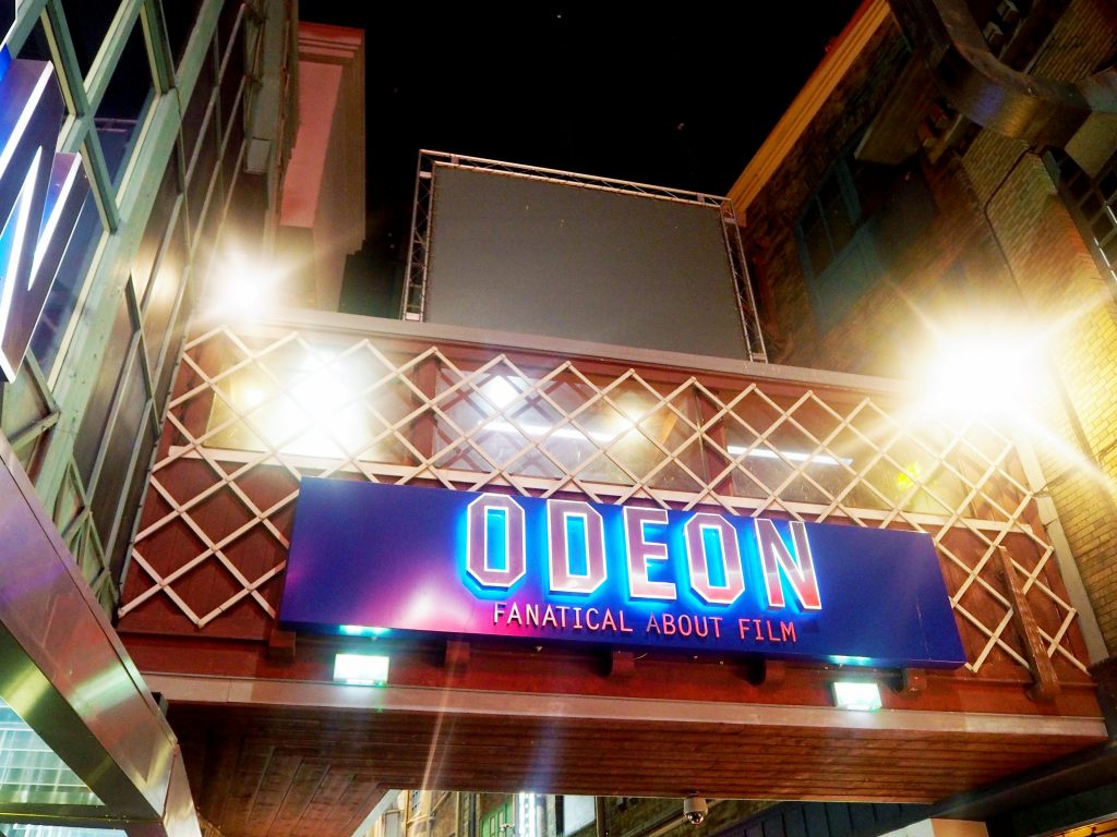 Date night with The Printworks - Manchester lifestyle blog review #datenight at busaba and odeon cinema