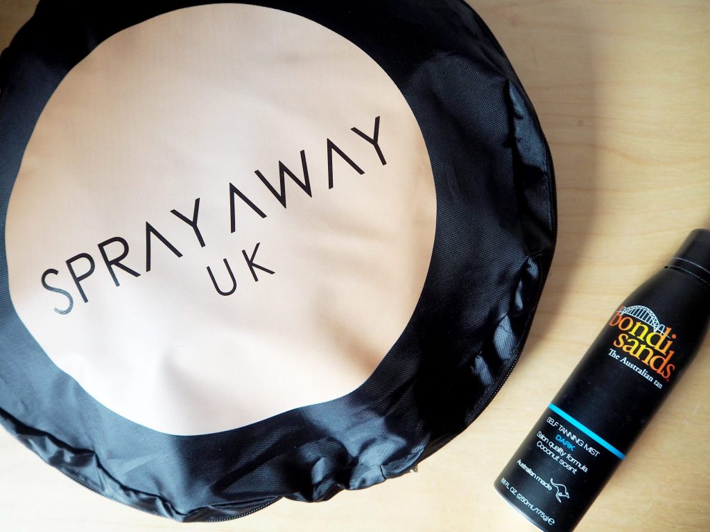 Spray Away UK - Manchester Beauty Blogger Product Review