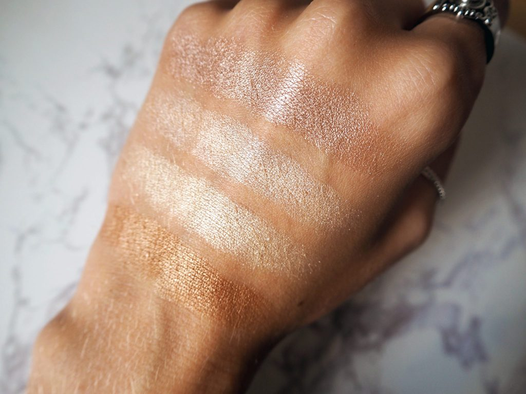 Anastasia Burberry Hills Glow Kit in Sun Dipped - Swatches and Review - Beauty Blog Manchester