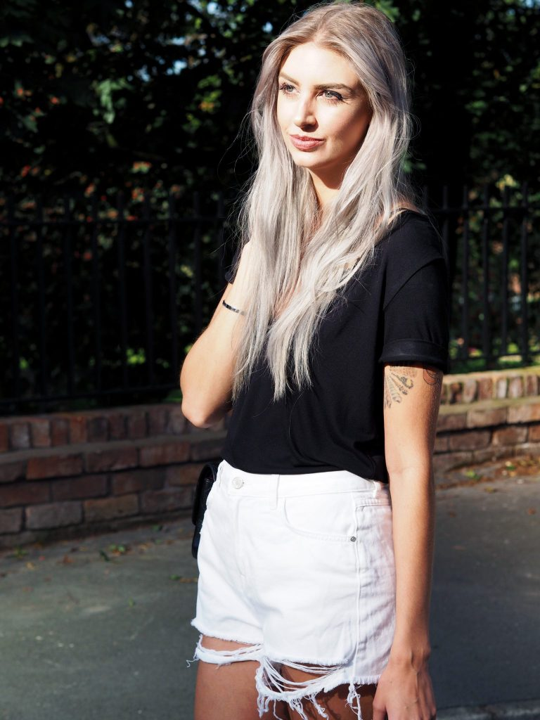 Manchester fashion blogger - outfit post featuring Misguided and Boohoo