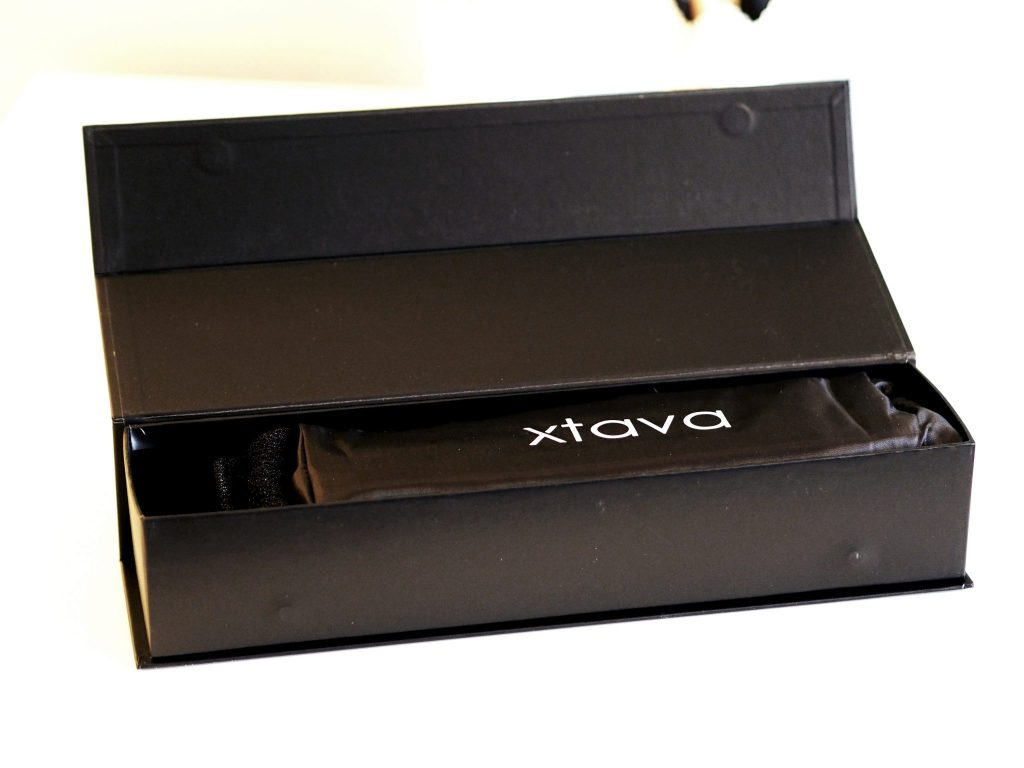 Xtava 5-in-1 Hair Curling Wand - Manchester Blogger Product Review
