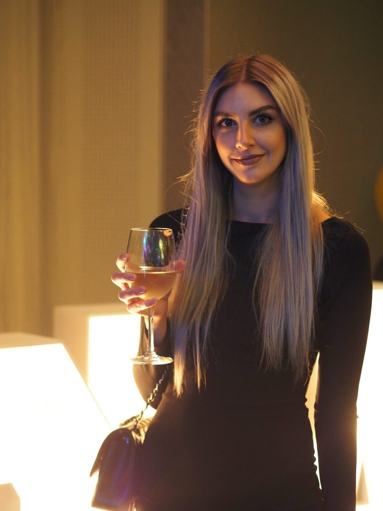 Manchester lifestyle blogger laurakatelucas - The Manchester Spa launch party at Cloud 23 The Hilton