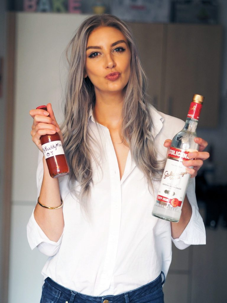 Manchester lifestyle and fashion blogger Laura Kate Lucas - Brand launch event Your Buddy Mary