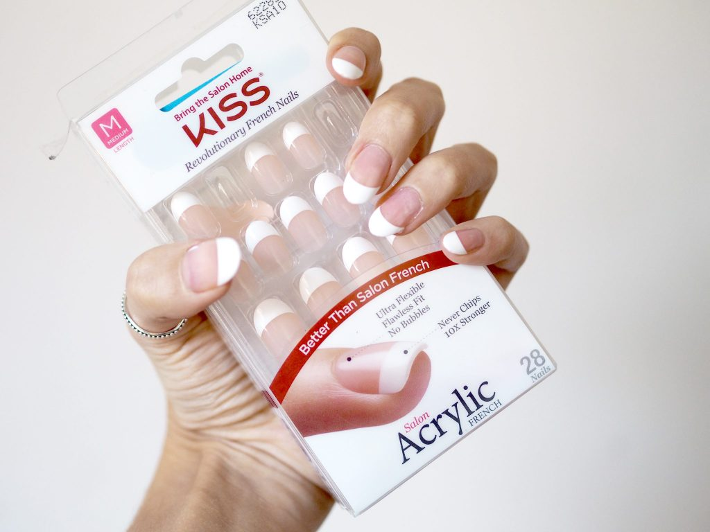 Kiss Stick-On Nails Product Review by Manchester based lifestyle and ...