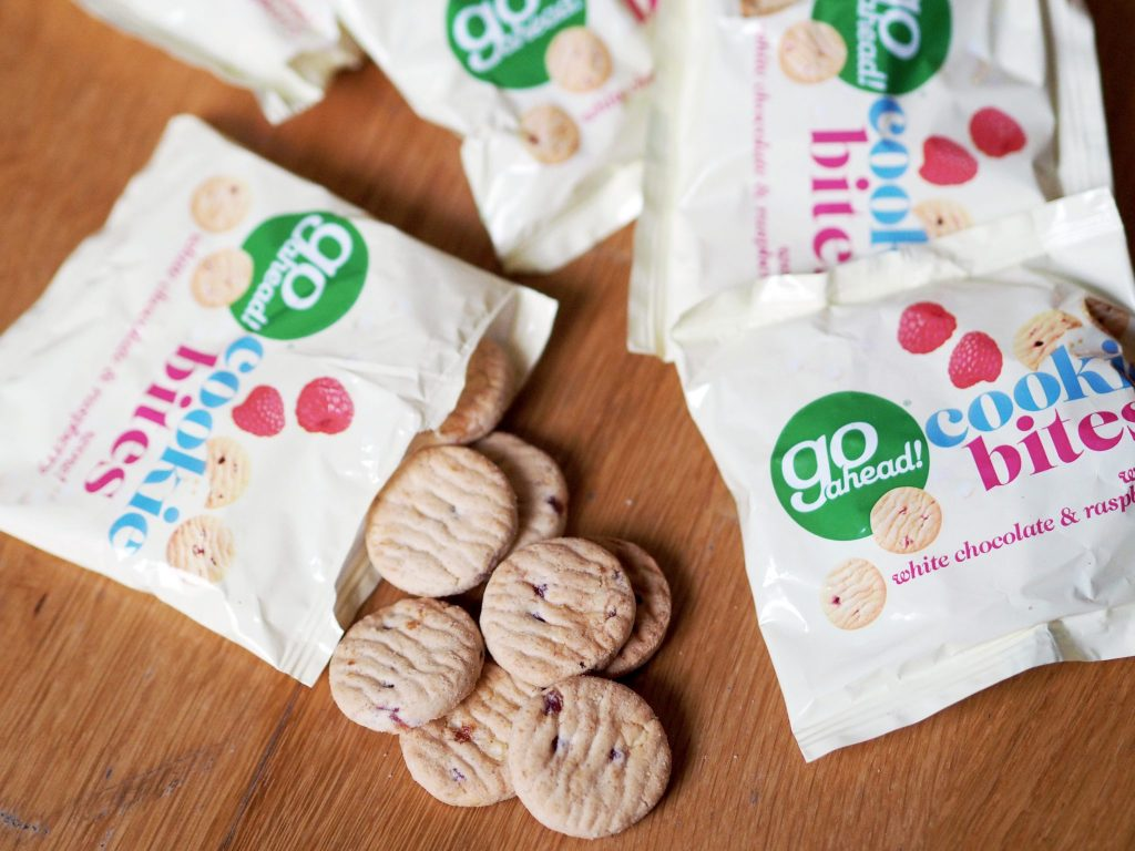 Go Ahead Healthy Snacking - Manchester based lifestyle and fashion blogger product range review