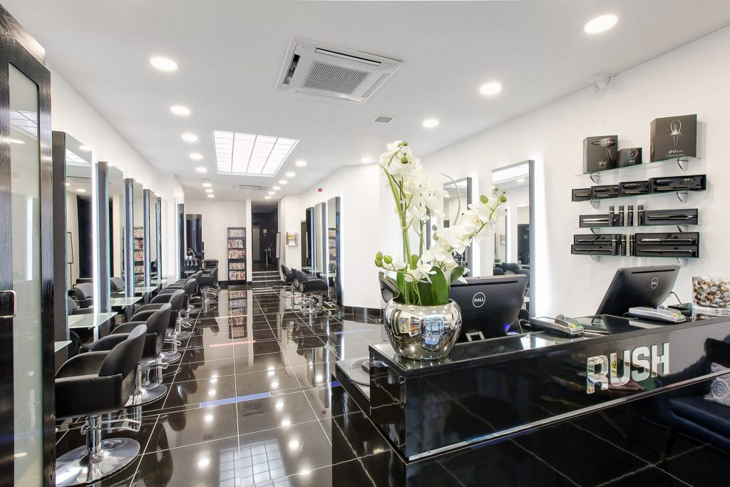 Manchester based fashion and lifestyle blogger - Rush Hair Salon launch
