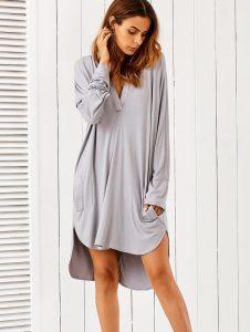 http://www.zaful.com/high-low-plunging-neck-slit-dress-p_221620.html