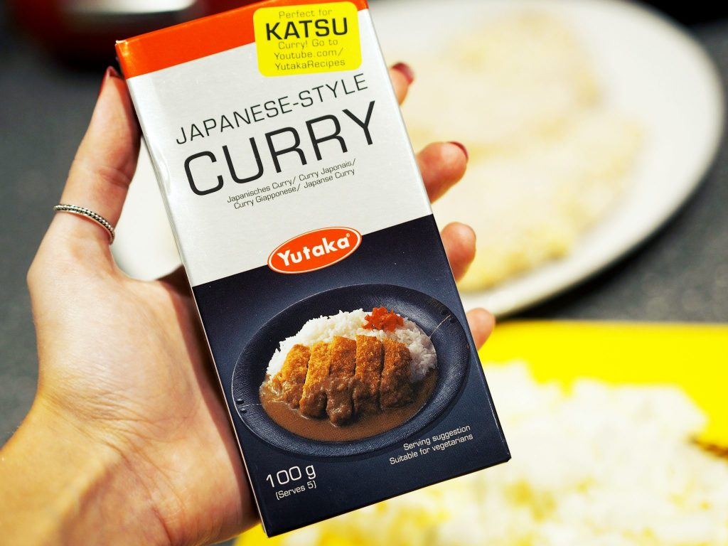 Yutaka Katsu Chicken Curry Meal Kit | Laura Kate Lucas - Manchester fashion and lifestyle blogger review