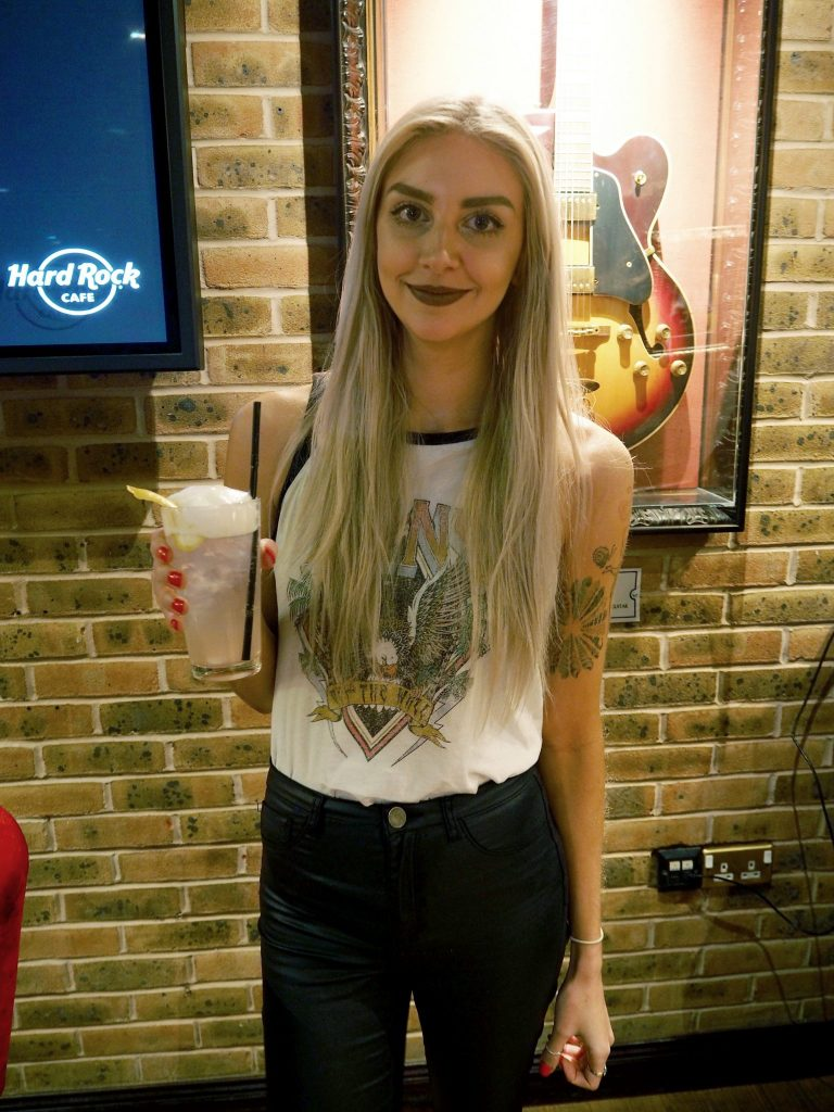 Raise the Rhuf - Hard Rock Cafe Cocktail Event | Laura Kate Lucas - Manchester Lifestyle and Fashion Blogger