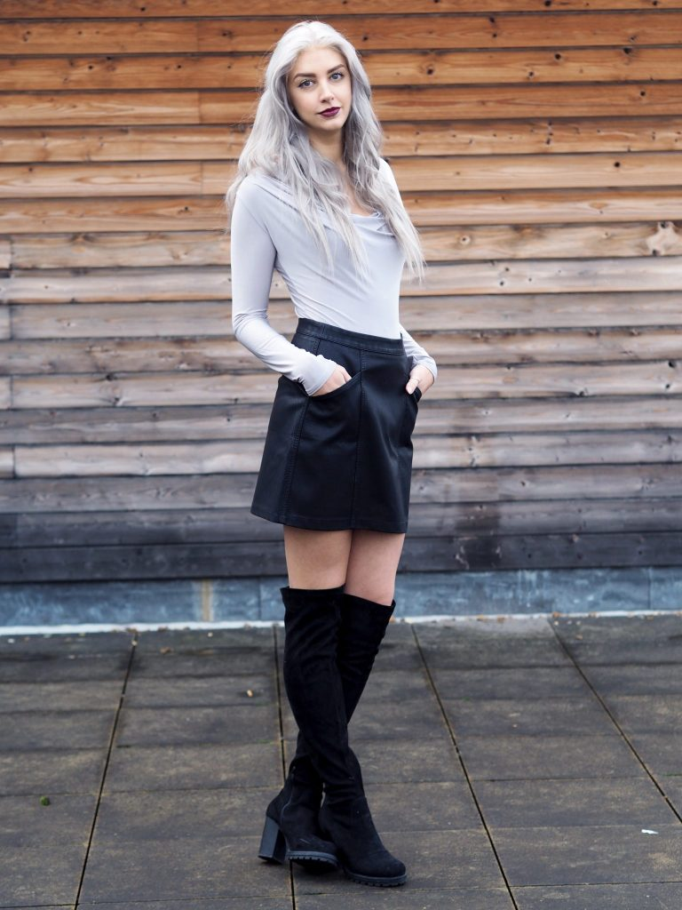 Laura Kate Lucas - Manchester Fashion and Lifestyle Blogger | Outfit Post Featuring Whistle Candy Bodysuit