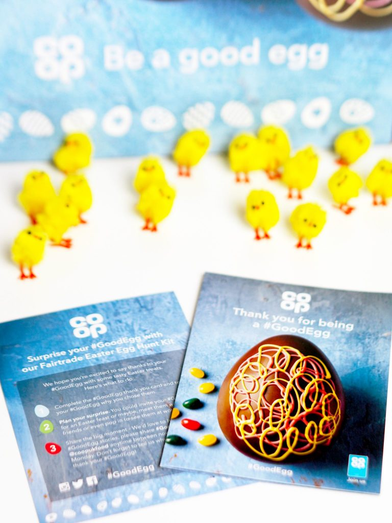 Laura Kate Lucas - Manchester Lifestyle and Fashion Blogger | Coop Good Egg Campaign for Easter #GoodEgg