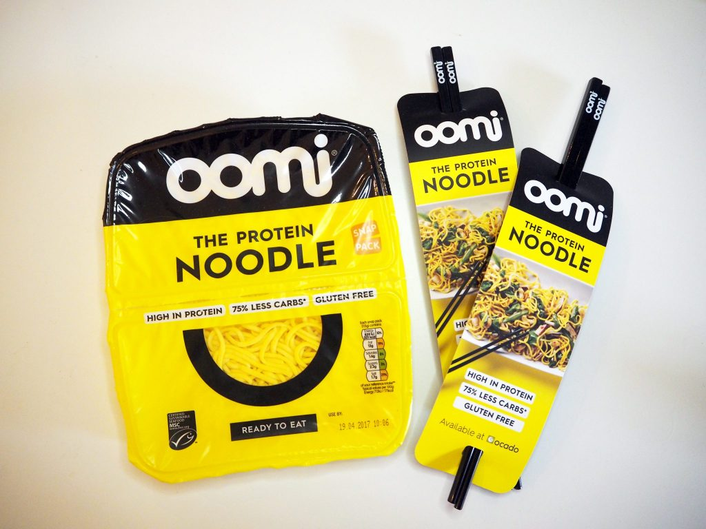 Laura Kate Lucas - Manchester Fashion and Lifestyle Blogger | Oomi Protein Noodle Recipe and Review - healthy clean eating