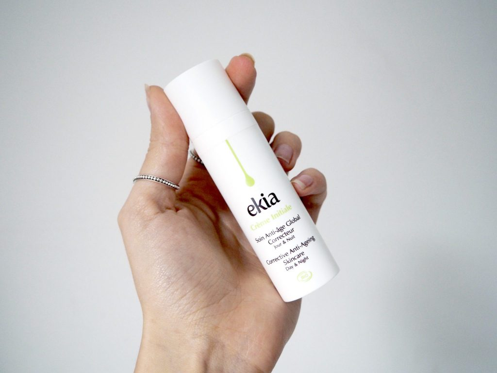 Laura Kate Lucas - Manchester Fashion and Lifestyle Blogger | Ekia Creme Initial with Dragons Blood - Day and Night Moisturiser Product Review