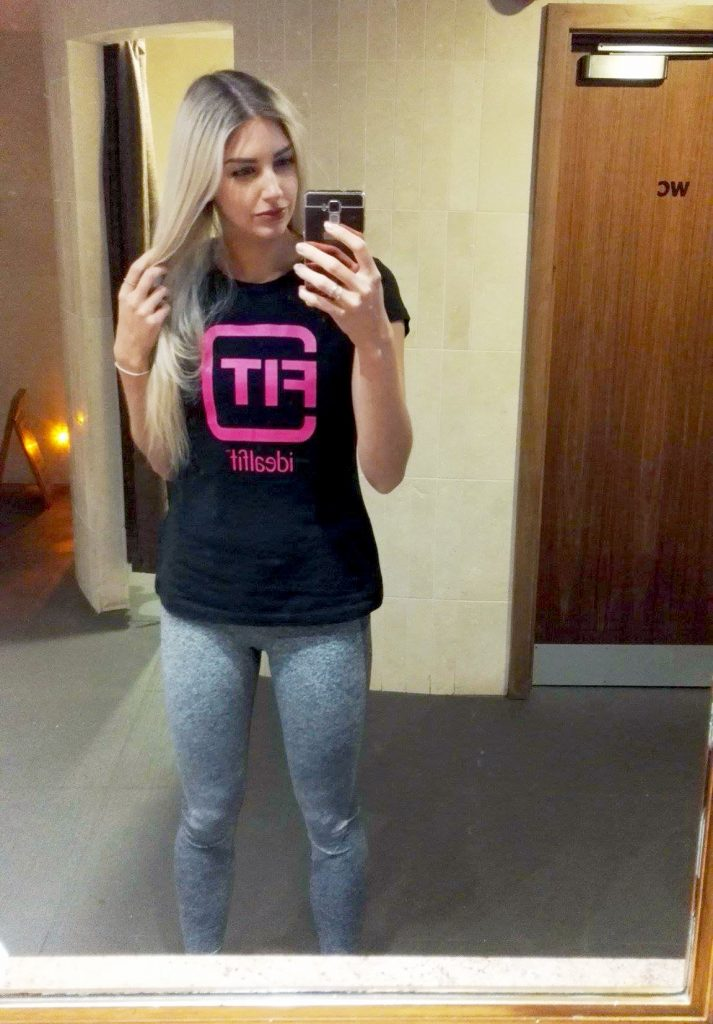 Laura Kate Lucas - Manchester Fashion and Lifestyle Blogger   Ideal Fit Event with The Hut Group - #EarnYourIdeal
