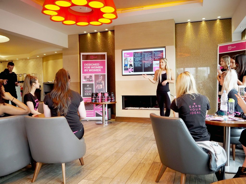 Laura Kate Lucas - Manchester Fashion and Lifestyle Blogger | Ideal Fit Event with The Hut Group - #EarnYourIdeal
