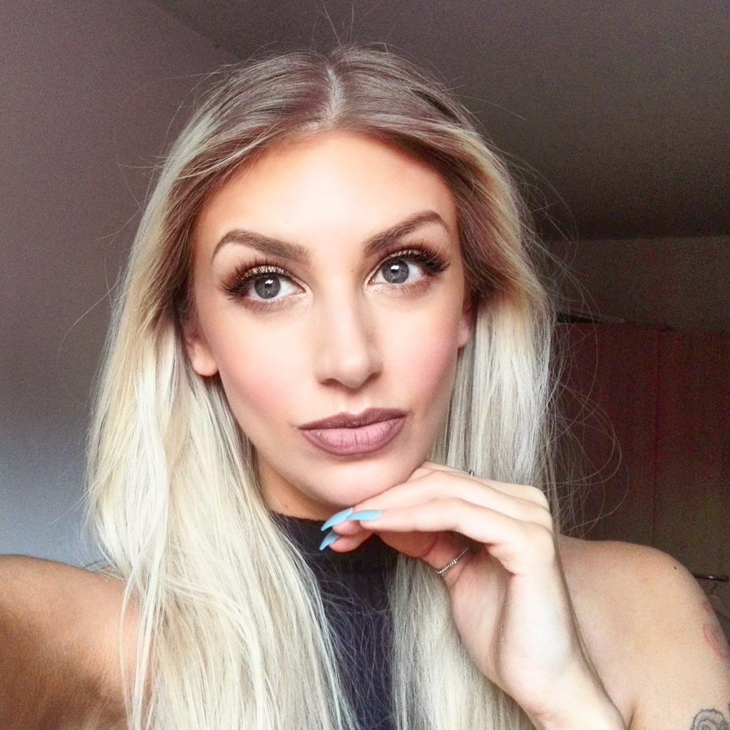 Laura Kate Lucas - Manchester Fashion and Lifestyle Blogger | Kiss Products False Lashes in Gala and Little Black Dress - Alex Silver PR