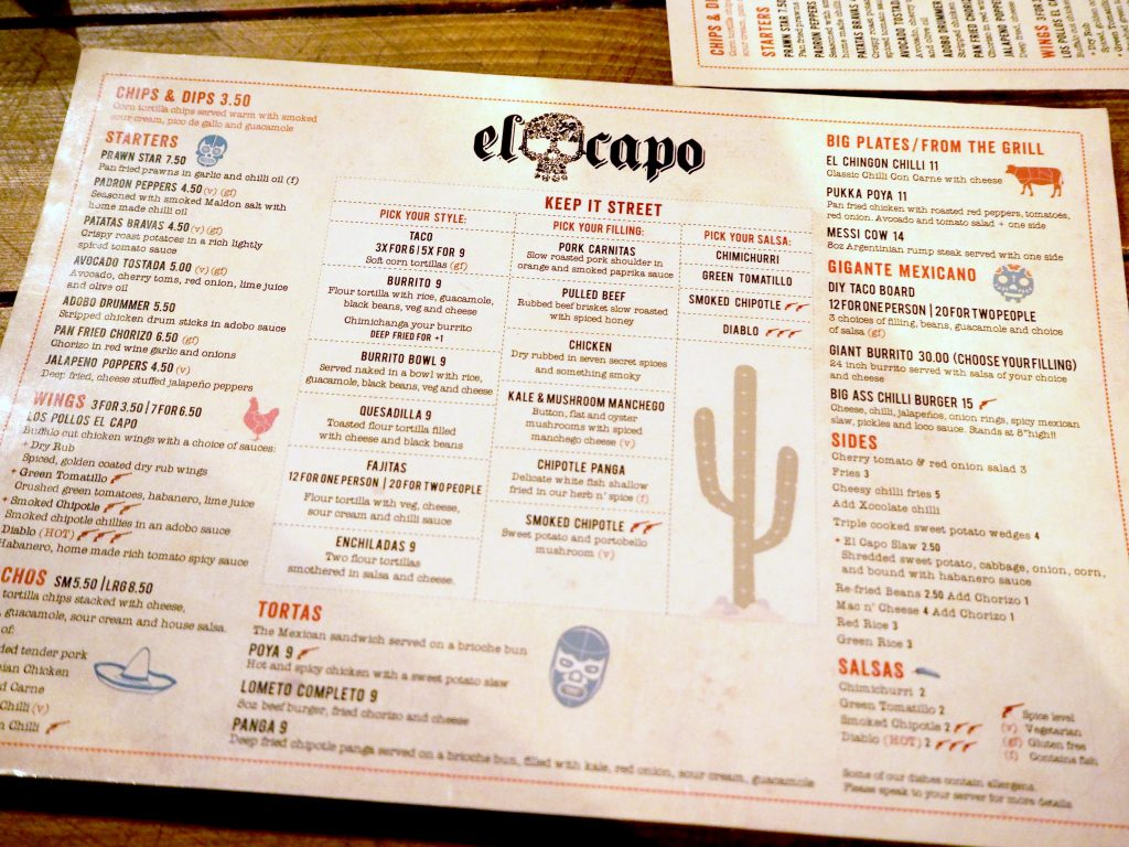 Laura Kate Lucas - Manchester Lifestyle and Fashion Blogger | El Capo Mexican Restaurant Steak Out Monday Deal with Eat Manchester