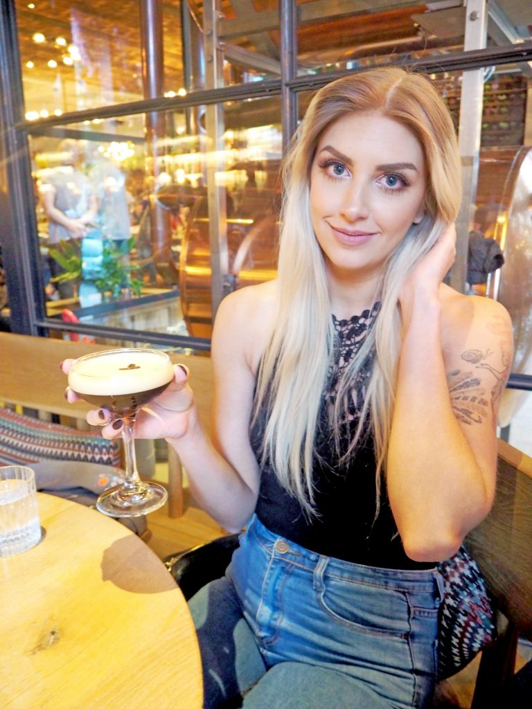 Laura Kate Lucas - Manchester Fashion, Food and Fitness Blogger | Alberts Schloss Bar and Restaurant - New Menu Review