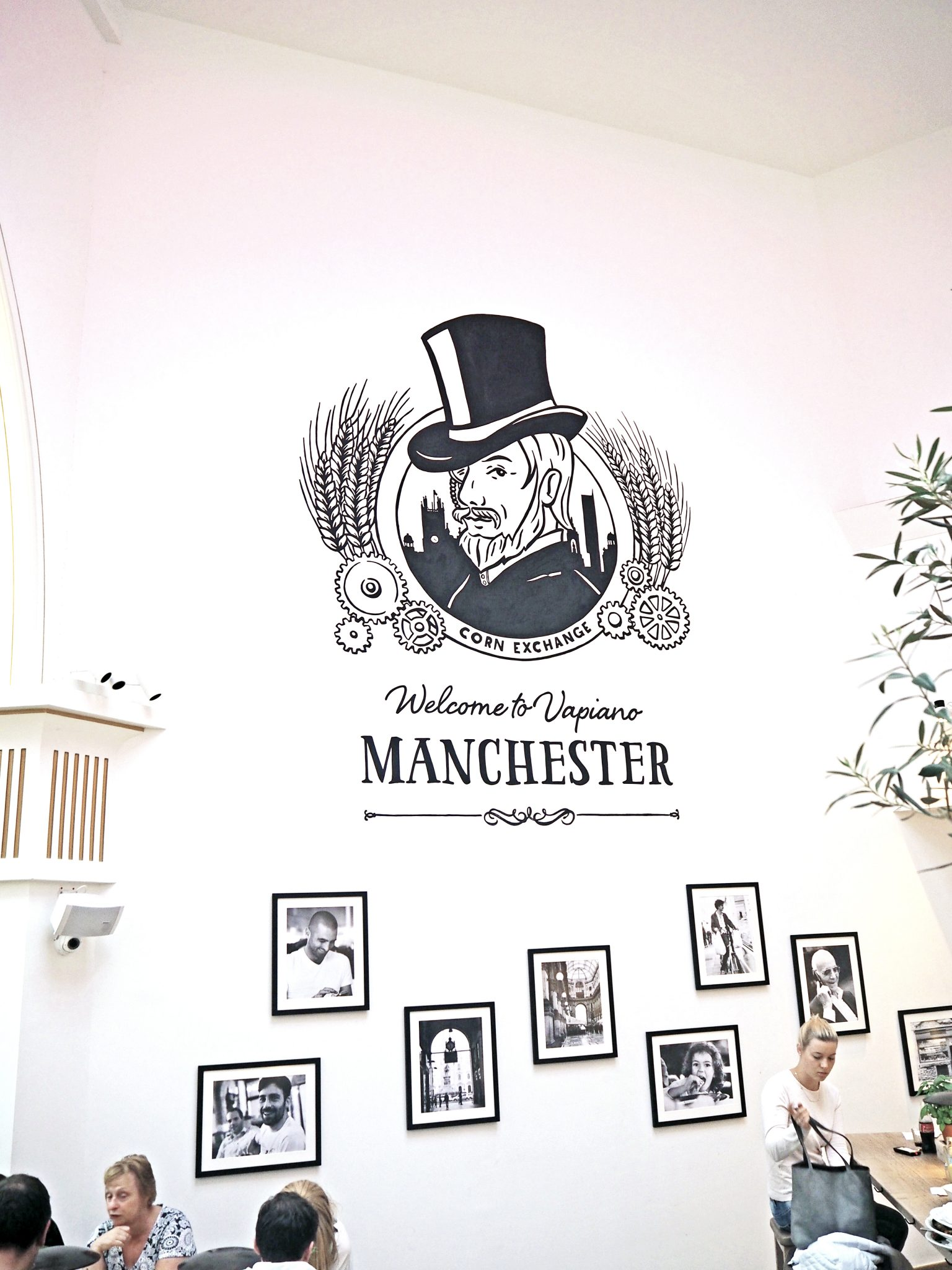 Laura Kate Lucas - Manchester Food, Fashion and Lifestyle Blogger   Vapiano Italian Restaurant Review