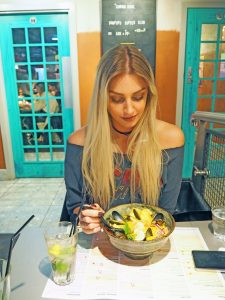 Laura Kate Lucas - Manchester Fashion, Food and Fitness Blogger | Tampopo Restaurant Menu Review