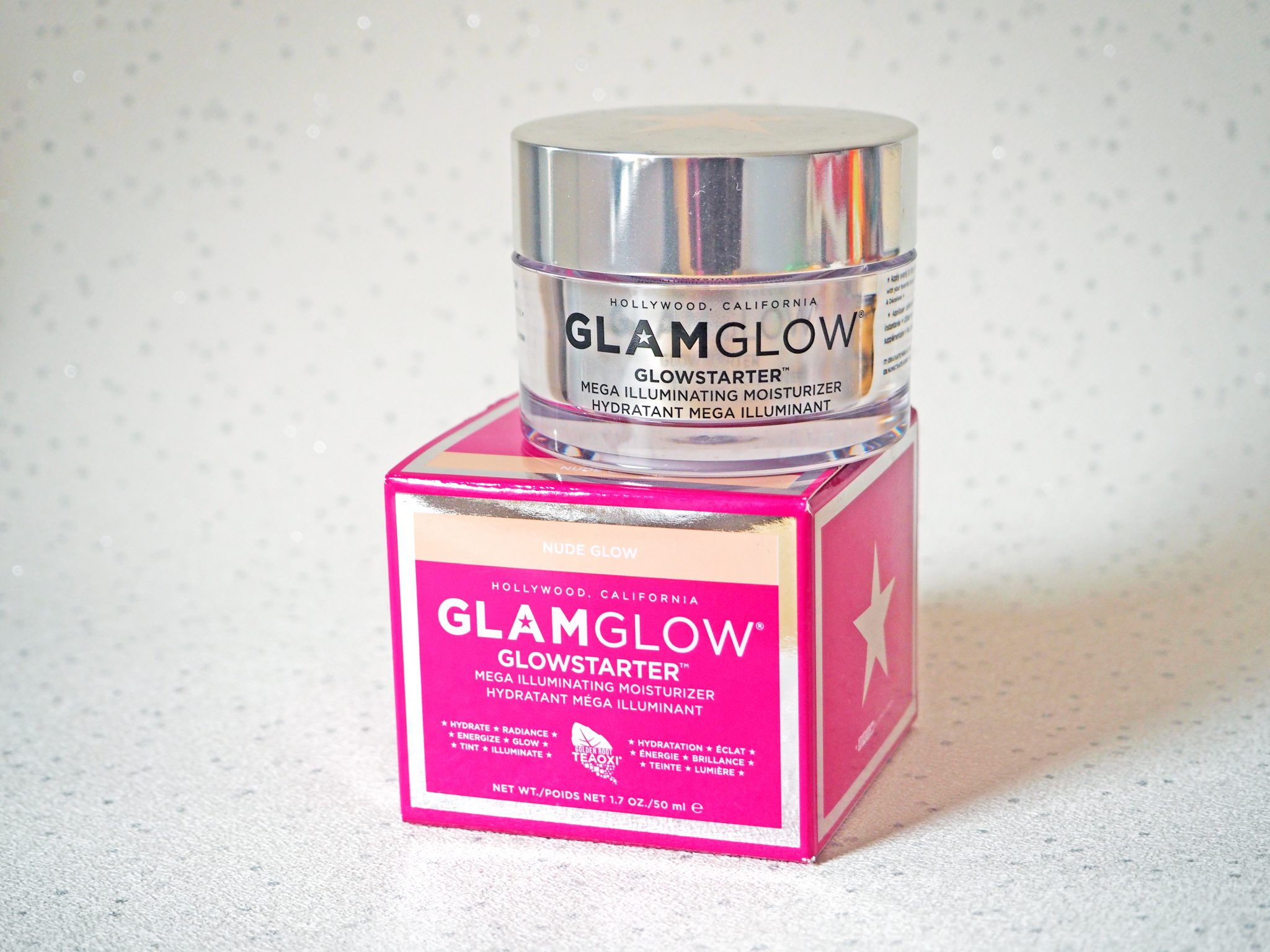 Laura Kate Lucas - Manchester Fashion, Food and Beauty Blogger | Glam Glow Glowstarter Product Review