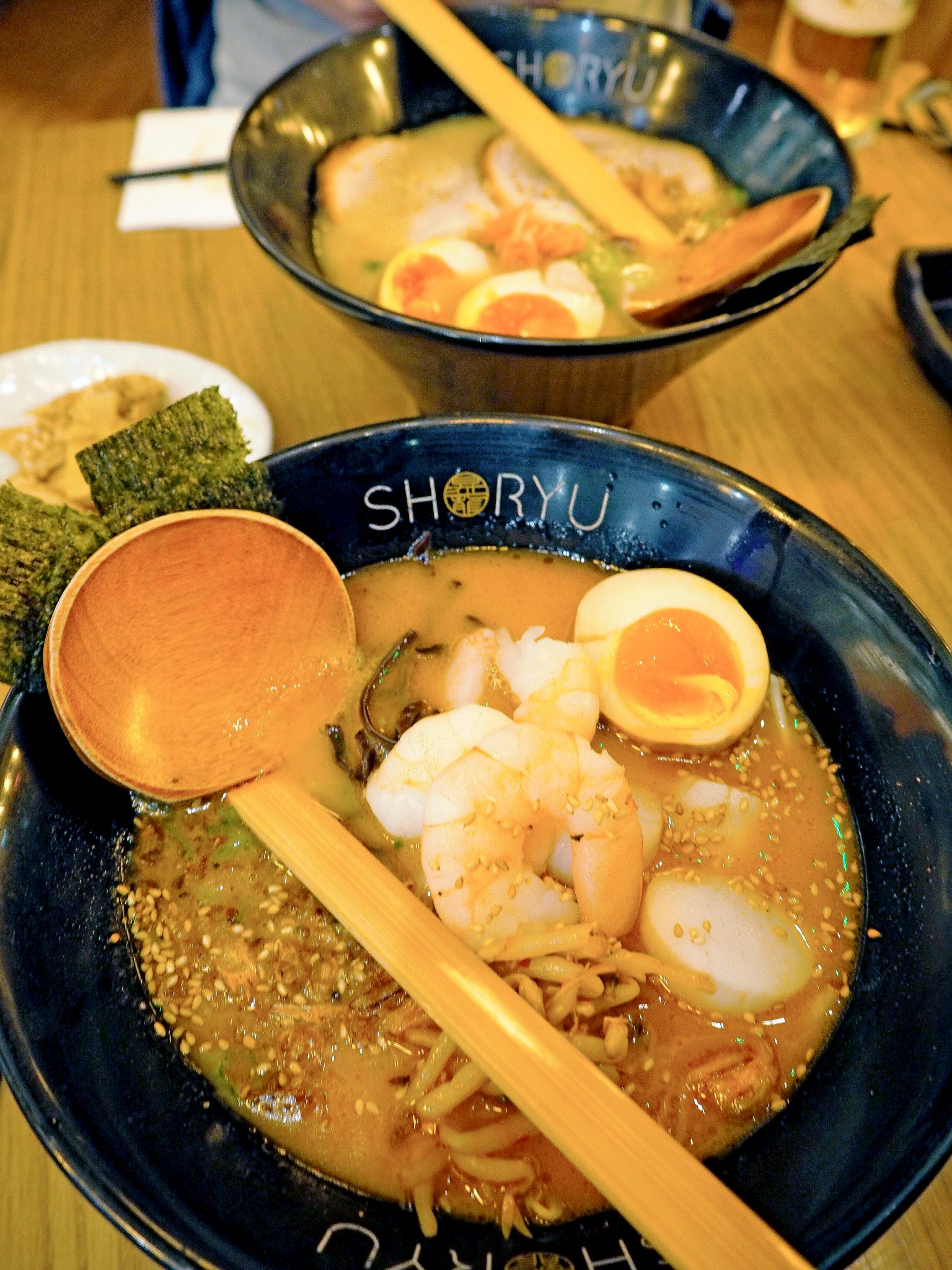 Laura Kate Lucas - Manchester Food, Fashion and Travel Blogger | Shoryu Ramen Restaurant Review