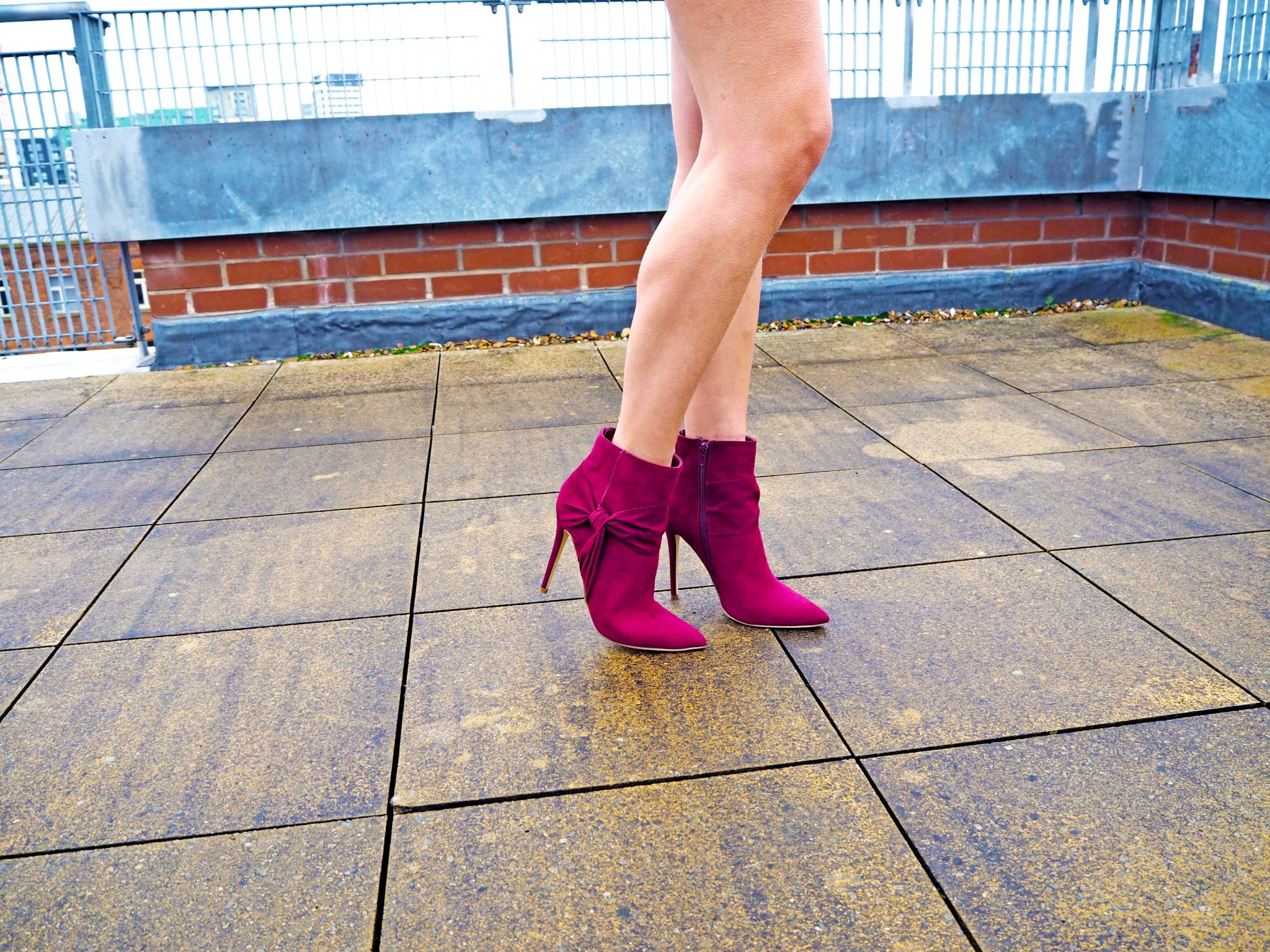 Laura Kate Lucas - Manchester Fashion, Lifestyle an Fitness Blogger | JustFab UK Autumn Boots #thebootstory