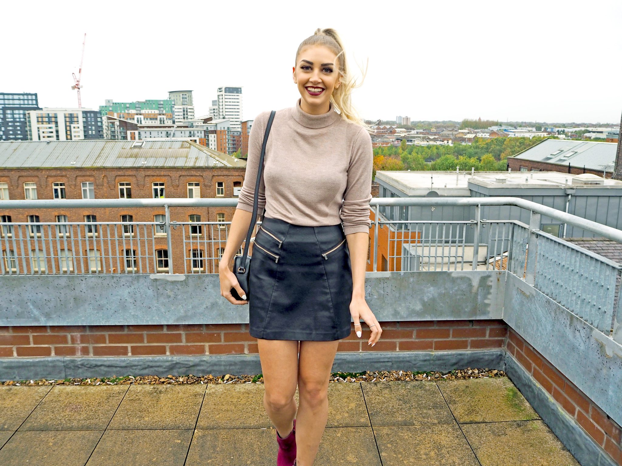 Laura Kate Lucas - Manchester Fashion, Lifestyle an Fitness Blogger   JustFab UK Autumn Boots #thebootstory