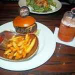 Laura Kate Lucas - Manchester Fashion, Food and Lifestyle Blogger | Hard Rock Cafe Halloween Burger and Bold Sips Autumn Cocktail Menu