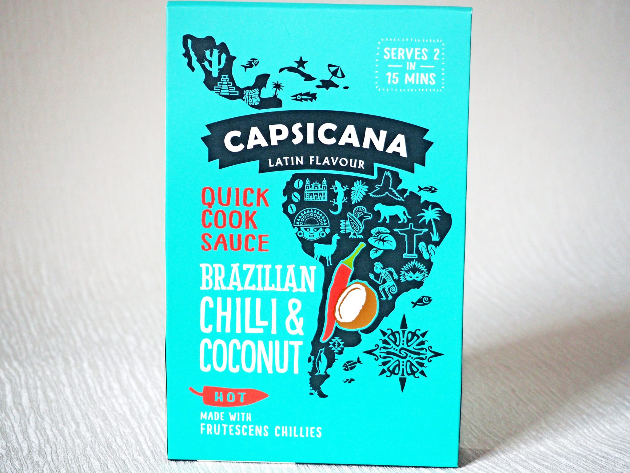 Laura Kate Lucas - Manchester Fashion, Food and Lifestyle Blogger | Capsicana Quick Cook Sauce Review and Recipe