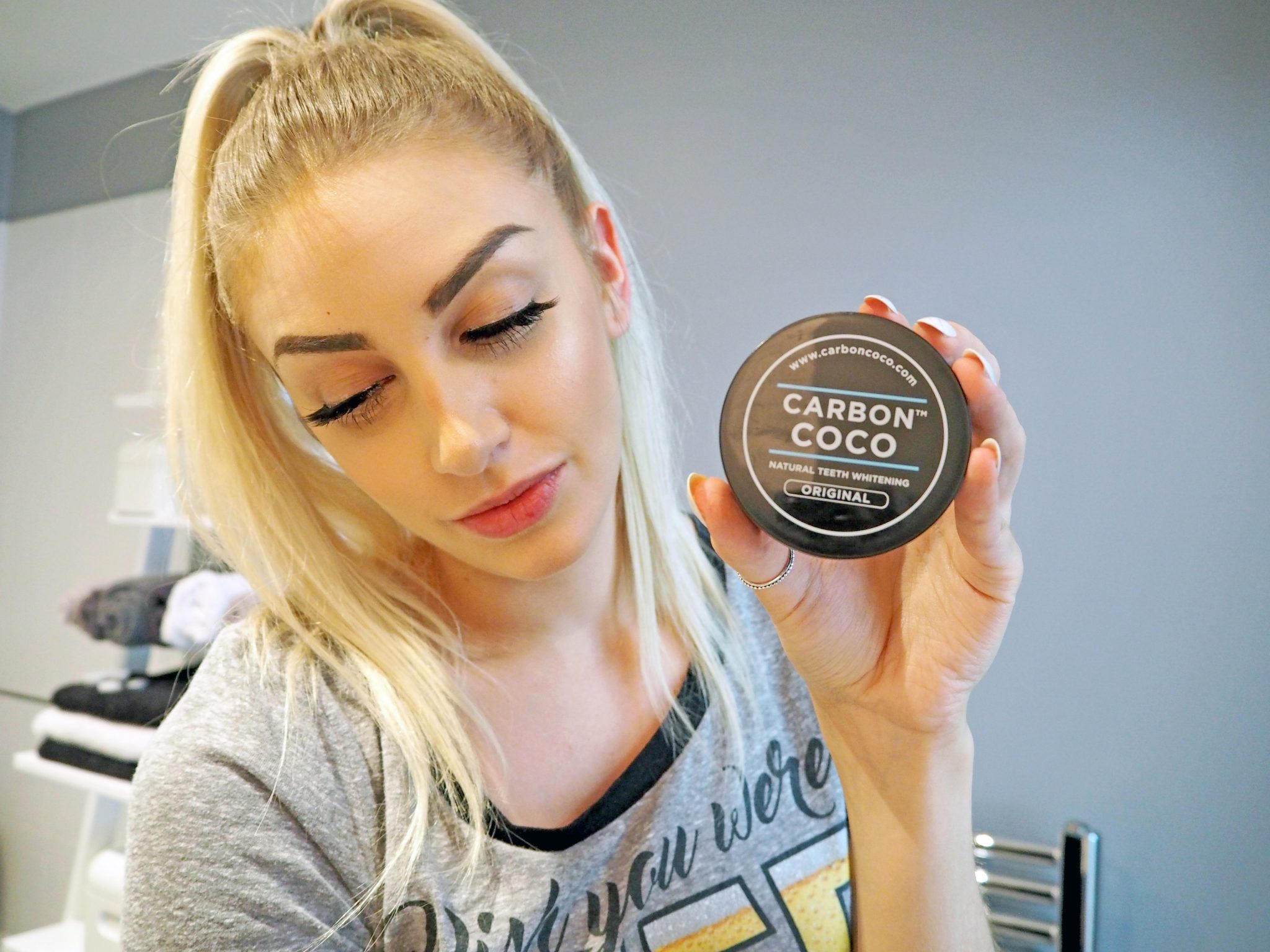 Laura Kate Lucas - Manchester Fashion, Beauty and Lifestyle Blogger | Carbon Coco Natural Charcoal Teeth Whitening