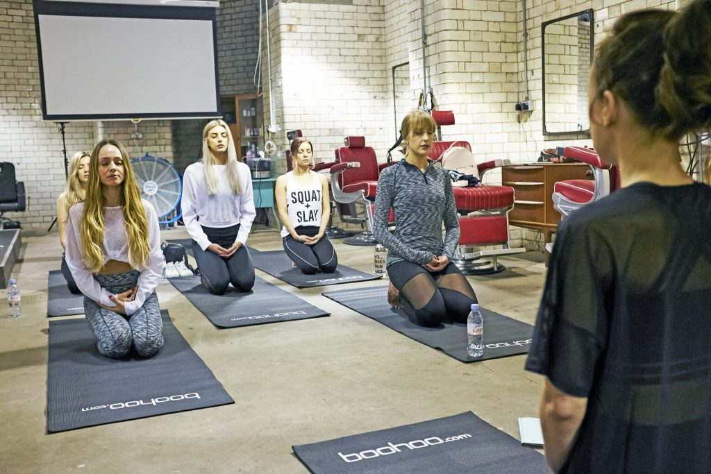 Laura Kate Lucas - Manchester Fashion, Fitness and Lifestyle Blogger   Boohoo Wellness Event with Boohoo Fit, Kettlebell Kitchen, and RCNQ