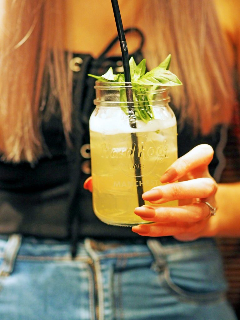 Laura Kate Lucas - Manchester Fashion, Food and Lifestyle Blogger | Hard Rock Cafe Fresh Flavours Cocktail Menu