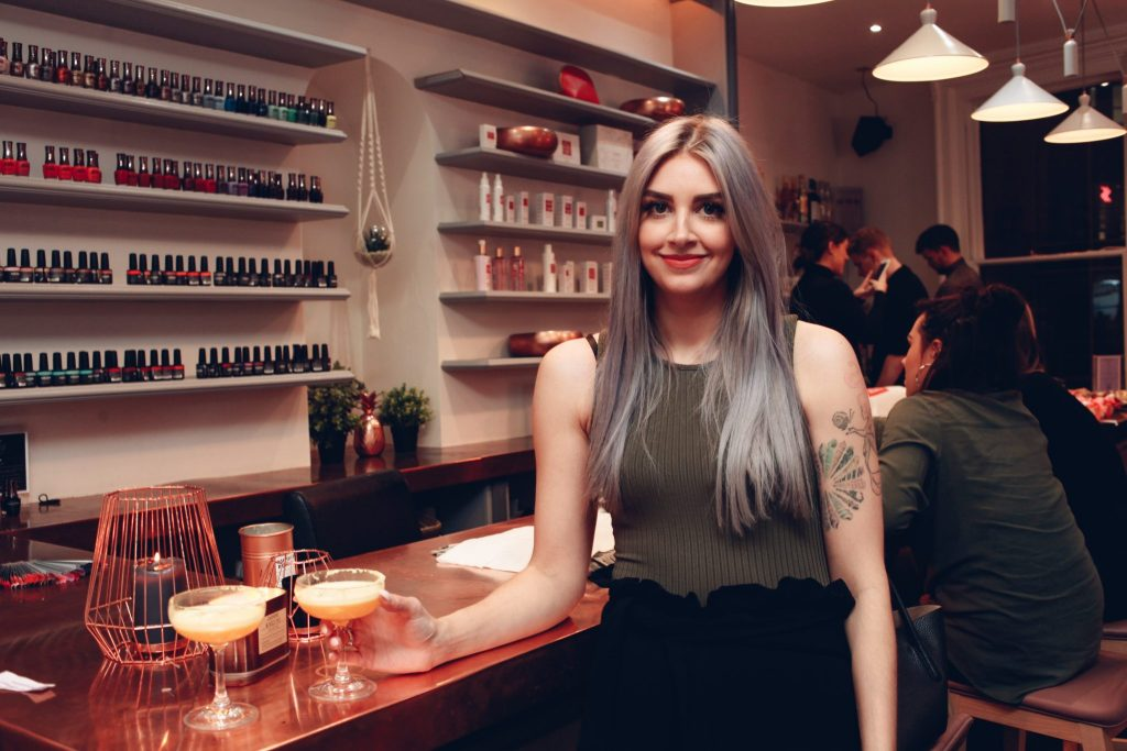 Laura Kate Lucas - Manchester Fashion, Lifestyle and Fitness Blogger | Boohoo International Womens Day Event at Barnit