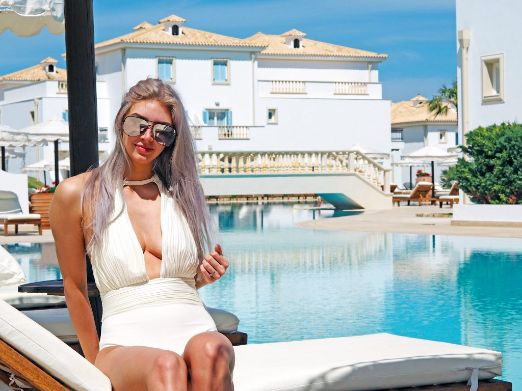 Laura Kate Lucas - Manchester Travel, Fashion and Lifestyle Blogger | UK Swimwear Gottex Swimsuit Outfit