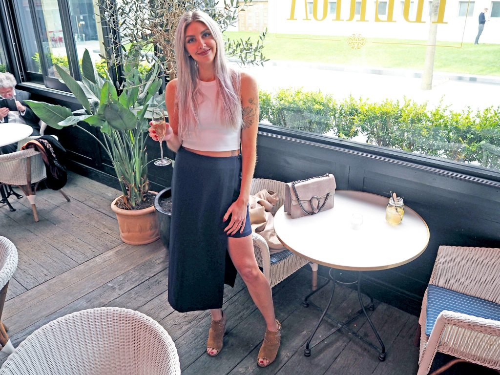 Laura Kate Lucas - Manchester Food, Fashion and TravelBlogger | Iberica Restaurant Spring Menu Tasting with Matched Wine