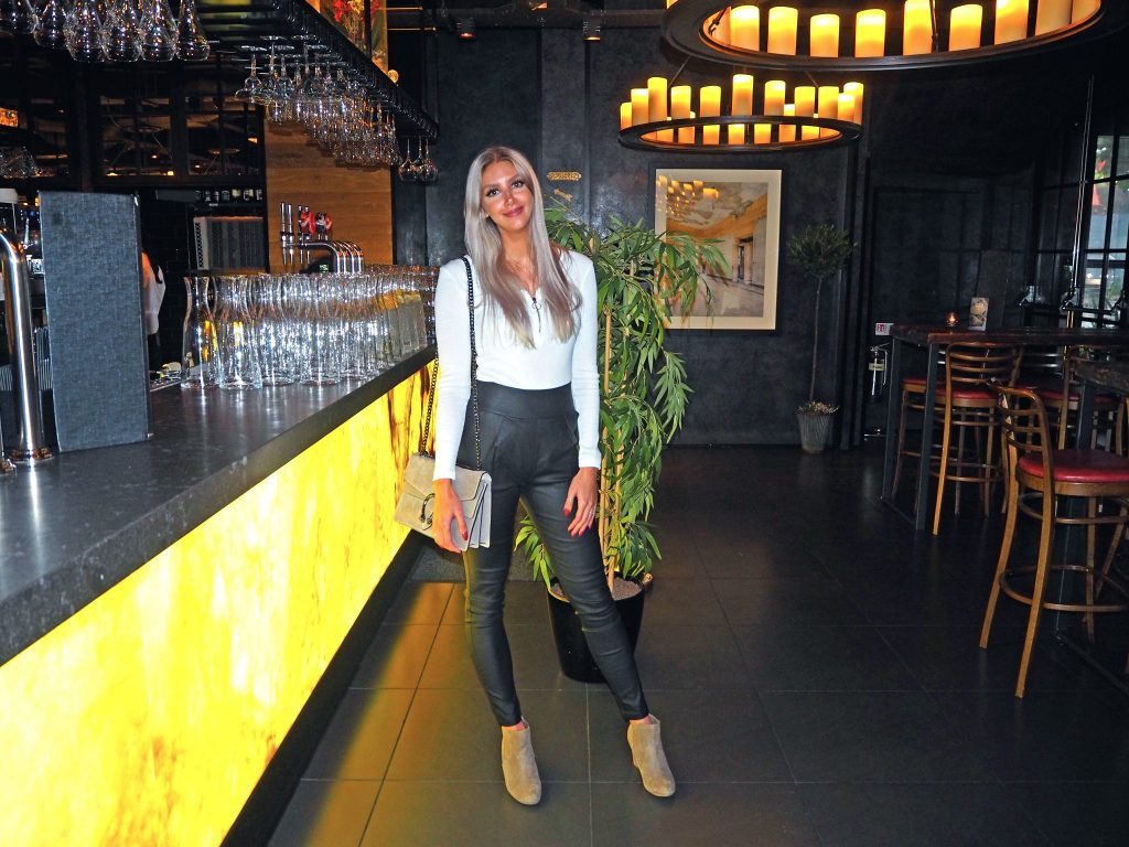 Laura Kate Lucas - Manchester Fashion, Food and Wine Blogger | Creation Wine Tasting Menu at Fazenda Restaurant