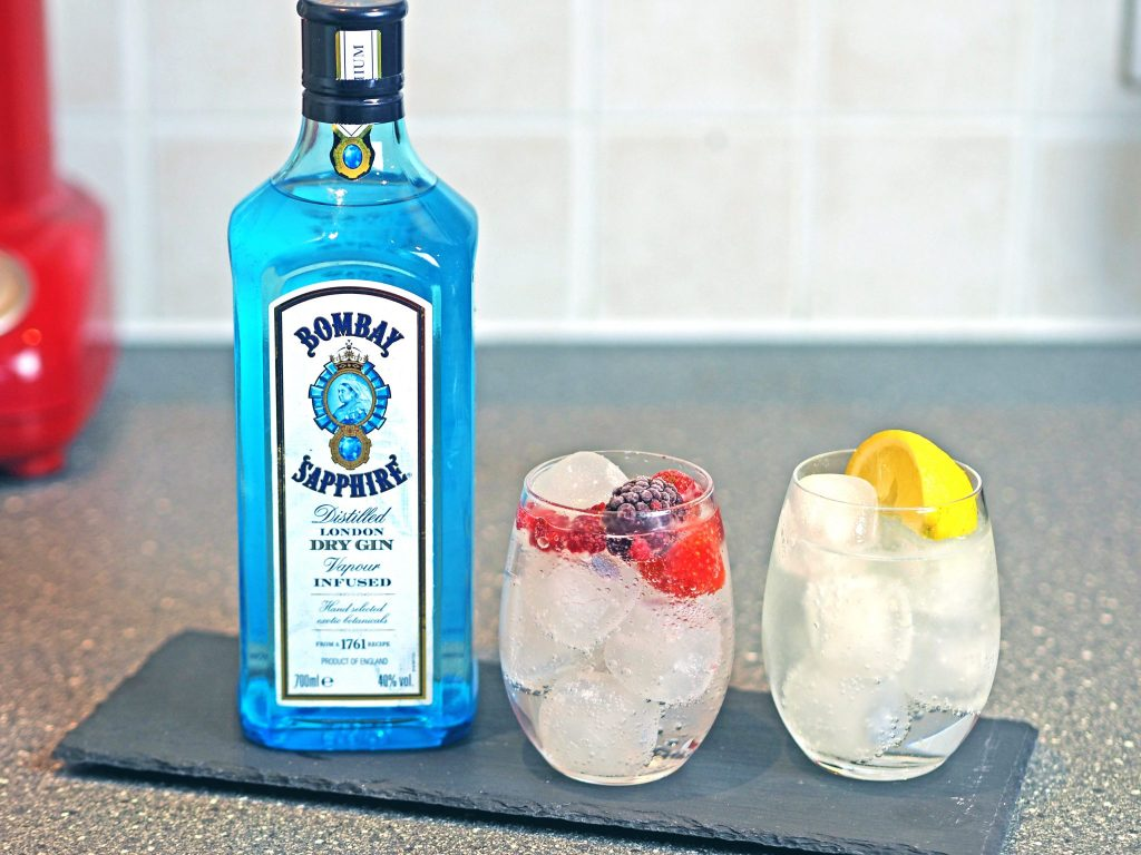 Laura Kate Lucas - Manchester Food, Drink and Fashion Blogger | Bombay Sapphire Gin Recipe