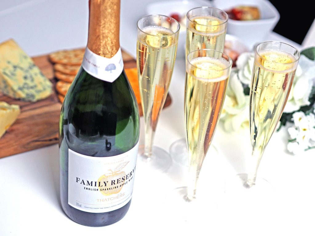Laura Kate Lucas - Manchester Lifestyle, Wedding and Food Blogger | Thatchers Family Reserve Sparkling Wine
